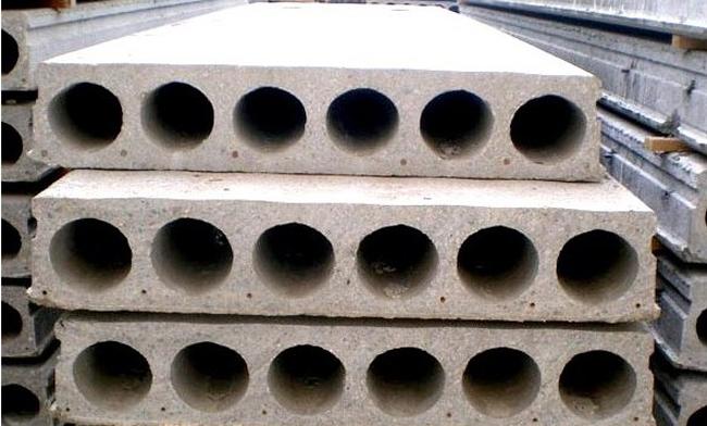 Большой ассортимент плит перекрытия позволяет купить подходящие ЖБИ для любой цели