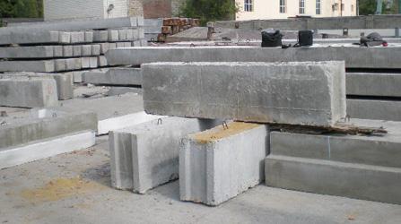 Качественные бетонные плиты перекрытия и другие ЖБИ производят только специализированные заводы железобетонных изделий и конструкций